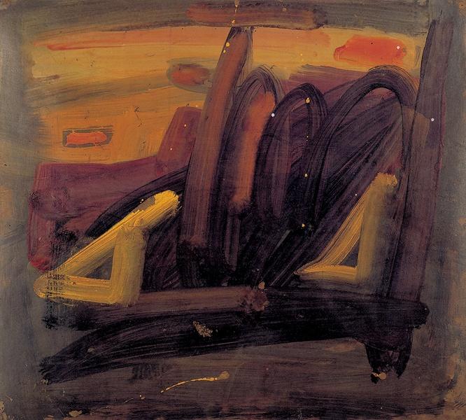 Untitled (Florence), 1952