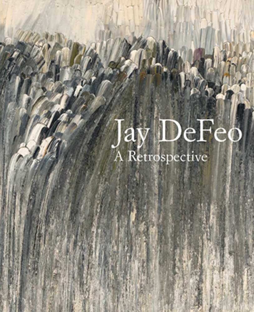 Jay DeFeo: A Retrospective book cover