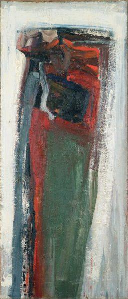 Jay DeFeo, Torso, 1952