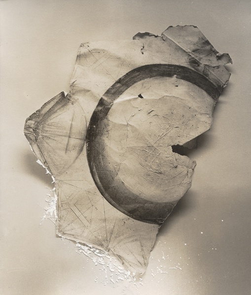 Jay DeFeo, Untitled (White Spica), 1973