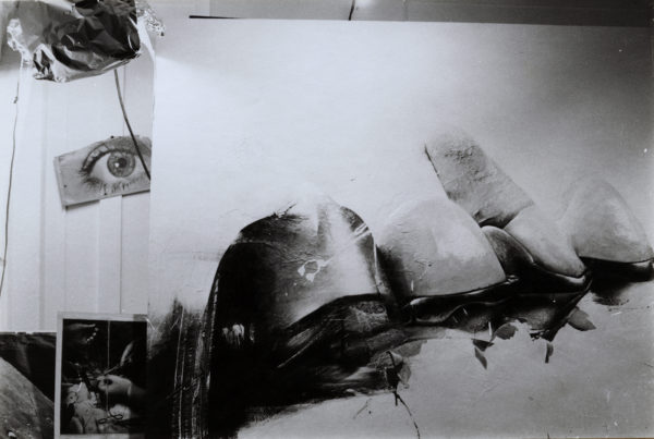Jay DeFeo, Untitled, 1971