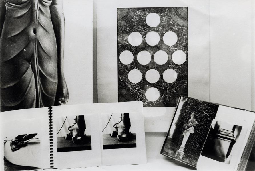 Jay DeFeo, Untitled, 1973