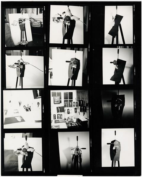 Jay DeFeo, Untitled, January 1976