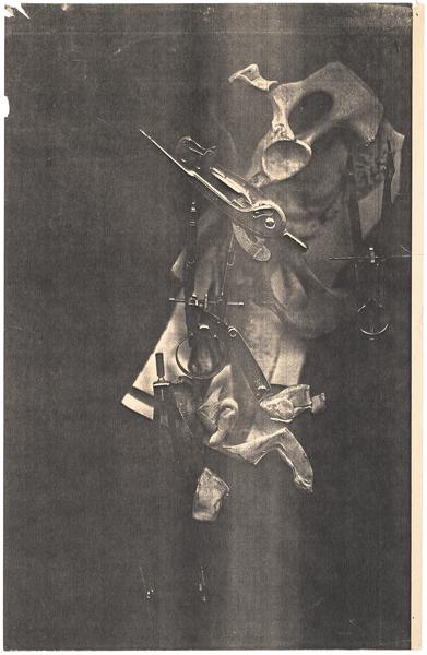 Jay DeFeo, Untitled, 1979