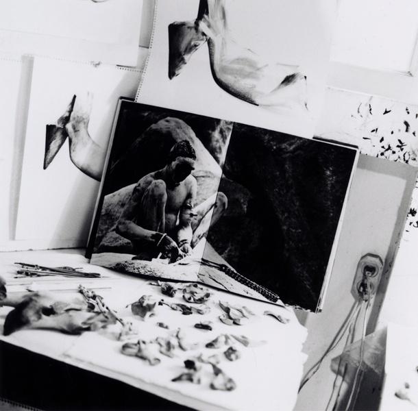 Jay DeFeo, Untitled, 1980