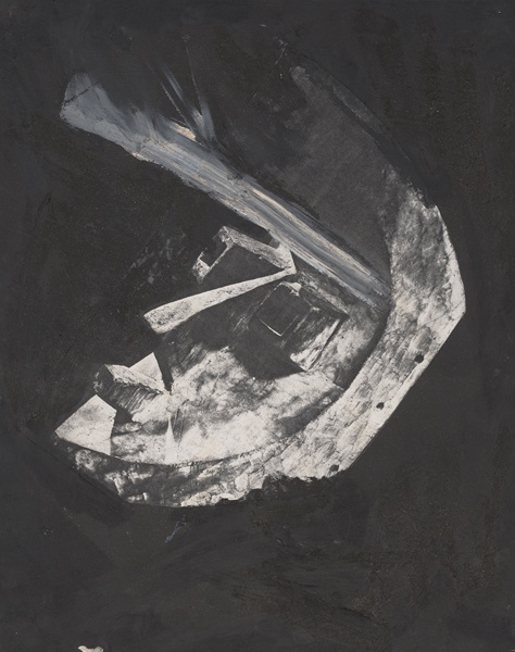 Jay DeFeo, Untitled 1985-86