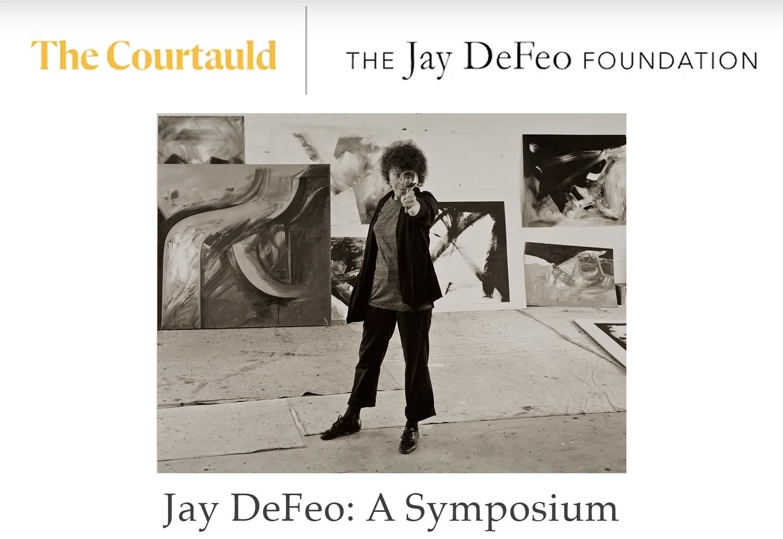 Watch a recording of Jay DeFeo: A Symposium