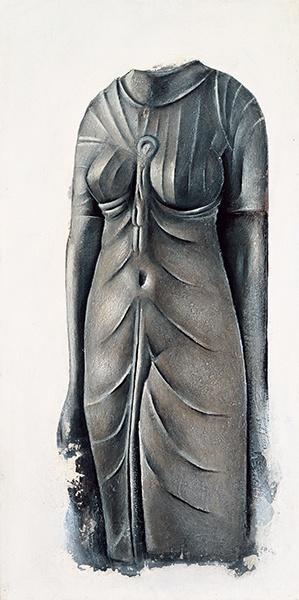 Jay DeFeo, Isis, 1972-73