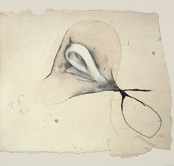 Jay DeFeo, Unknown Image, 1971