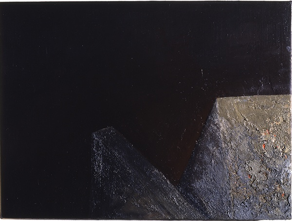 Jay DeFeo, Cross Section, 1988