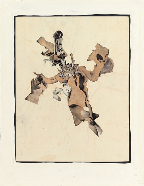 Jay DeFeo, Blossom, 1958