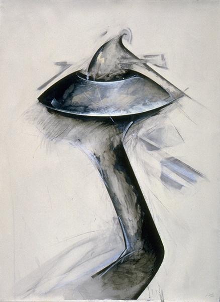 Jay DeFeo, Untitled (Jewelry series), 1977