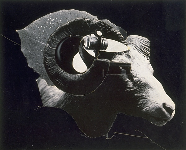 Jay DeFeo, Untitled (for B.C.), 1973