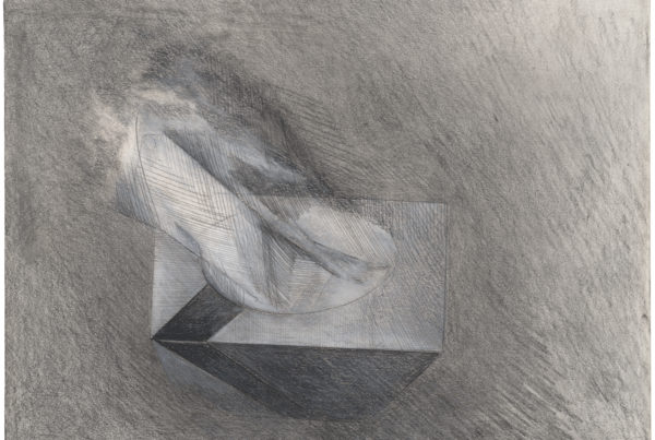 Jay DeFeo, Untitled (Reflections of Africa series), 1989