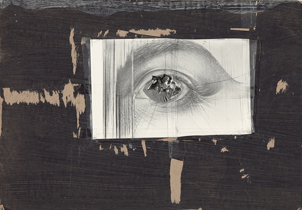 Jay DeFeo, Untitled, c. 1972-73