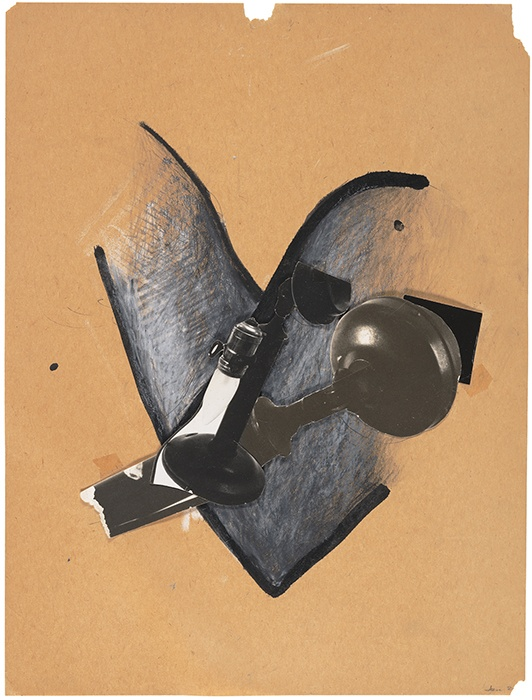 Jay DeFeo, Untitled, 1976