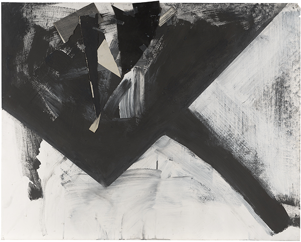 Jay DeFeo, Untitled (Samurai series), 1986