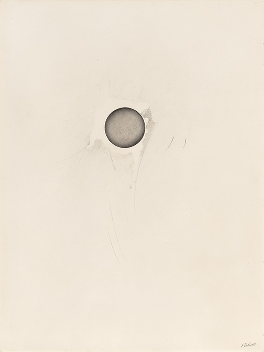 Jay DeFeo, Blind Spot (One O'Clock Jump series), 1978