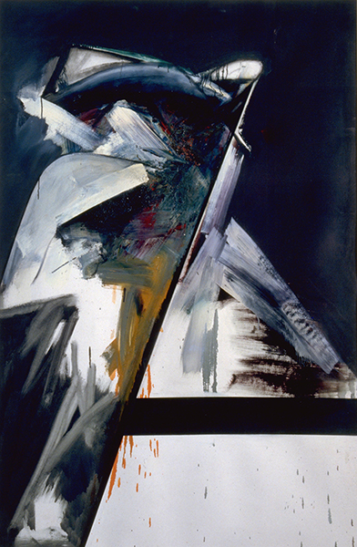 Jay DeFeo, Summer Image No. 1 (for my mother), 1983