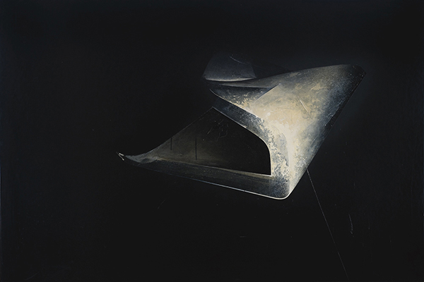 Jay DeFeo, Temple (for W.B.), 1980