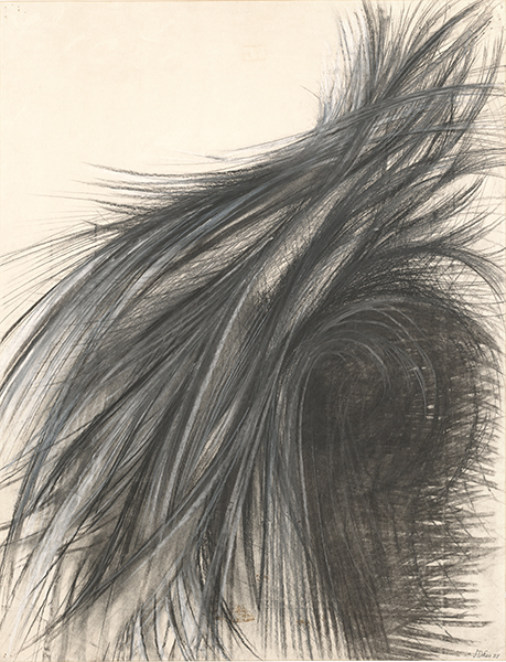 Jay DeFeo, Untitled, 1957