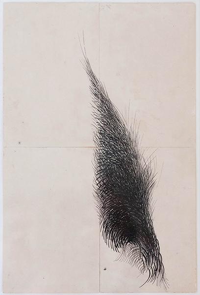 Jay DeFeo, Untitled, c. 1958