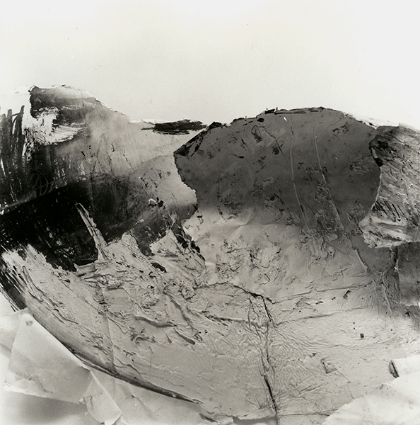 Jay DeFeo, Untitled, 1973