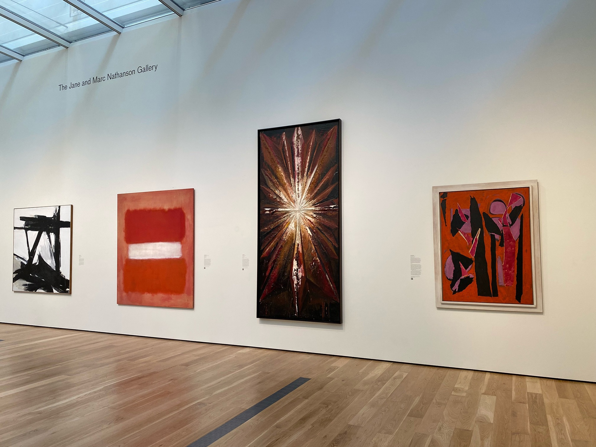 The Jewel in Modern Art exhibition at LACMA