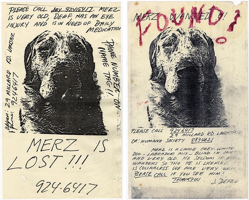 Jay DeFeo, Untitled, 1979. AND Jay DeFeo, Untitled, 1979.