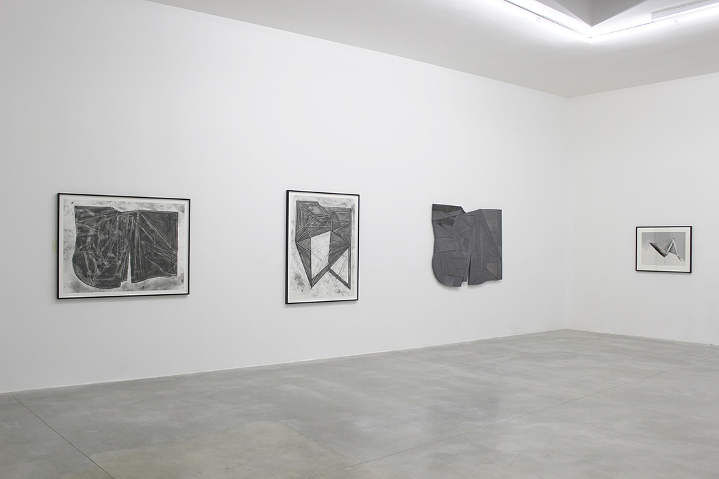 "Unknown Photographer, Installation view of ""Jay DeFeo: The Ripple Effect"" at Le Consortium, Dijon, France, February 2 - May 20, 2018"